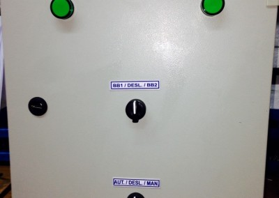 Quadro de Comandos para Bombas