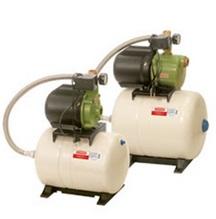 Tipos de pressurizador de água