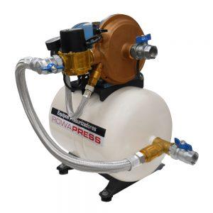 Como reduzir o barulho do pressurizador