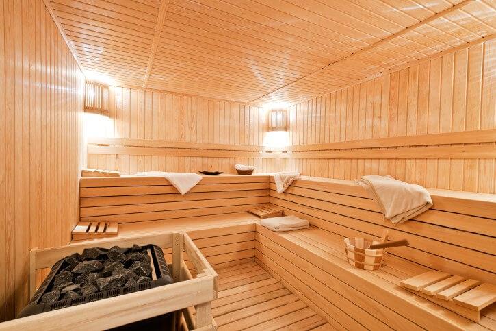Benefícios da sauna para a sua saúde