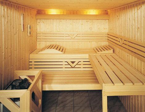 Como utilizar a sauna com total segurança