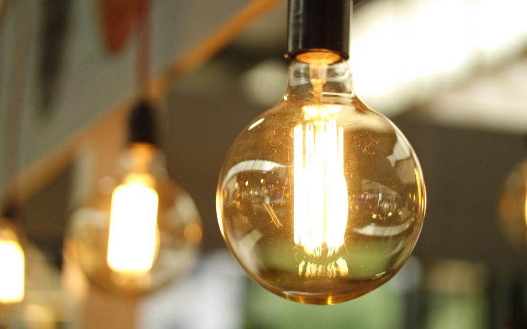 Saiba como reduzir o consumo de energia