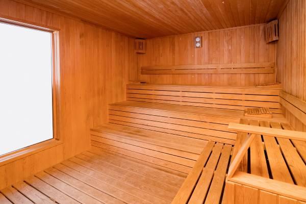 Quer ter uma sauna na sua casa? É possível